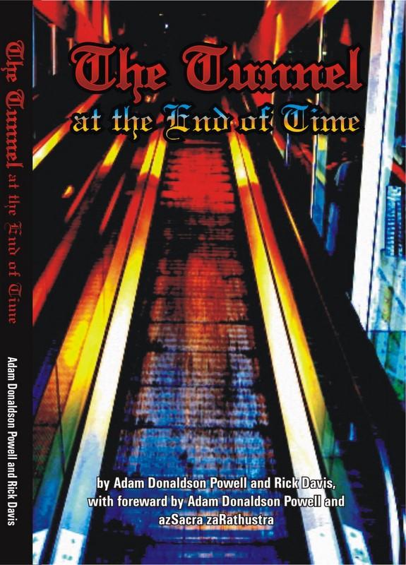 a new extreme sci-fi novel, co-authored by Adam Donaldson Powell (Norway), Rick Davis (USA), and Azsacra Zarathustra (Russia)