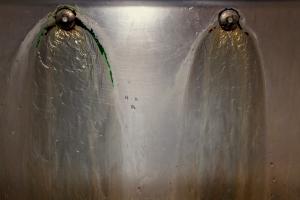 Toalett på kampen nr. 2