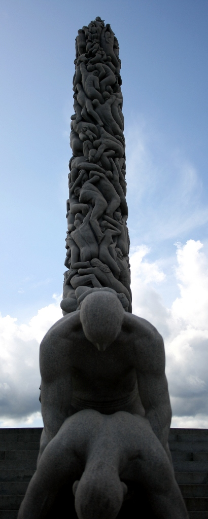 vigeland statue