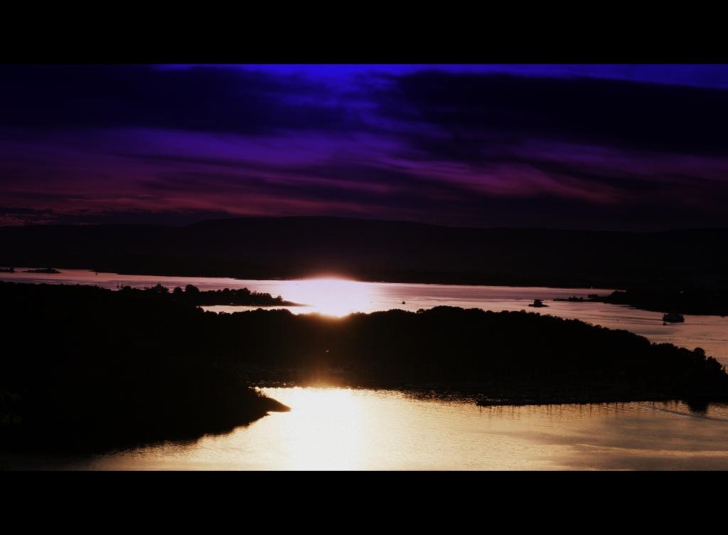 sunsetoveroslo