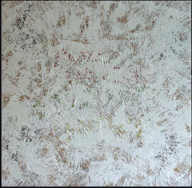 White night no. 2 (Oil on canvas).