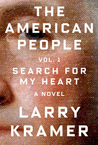 Larry Kramer's new book is coming soon! Watch for it on amazon.com