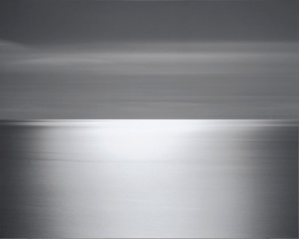 Cape Breton seascape, Hiroshi Sugimoto (Google).