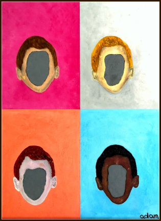 """Faceless animus"" asks us who much we really know another person, and how much we really want to know -- the stereotypical or racial countenance ... or the faceless animus that lies behind it?"